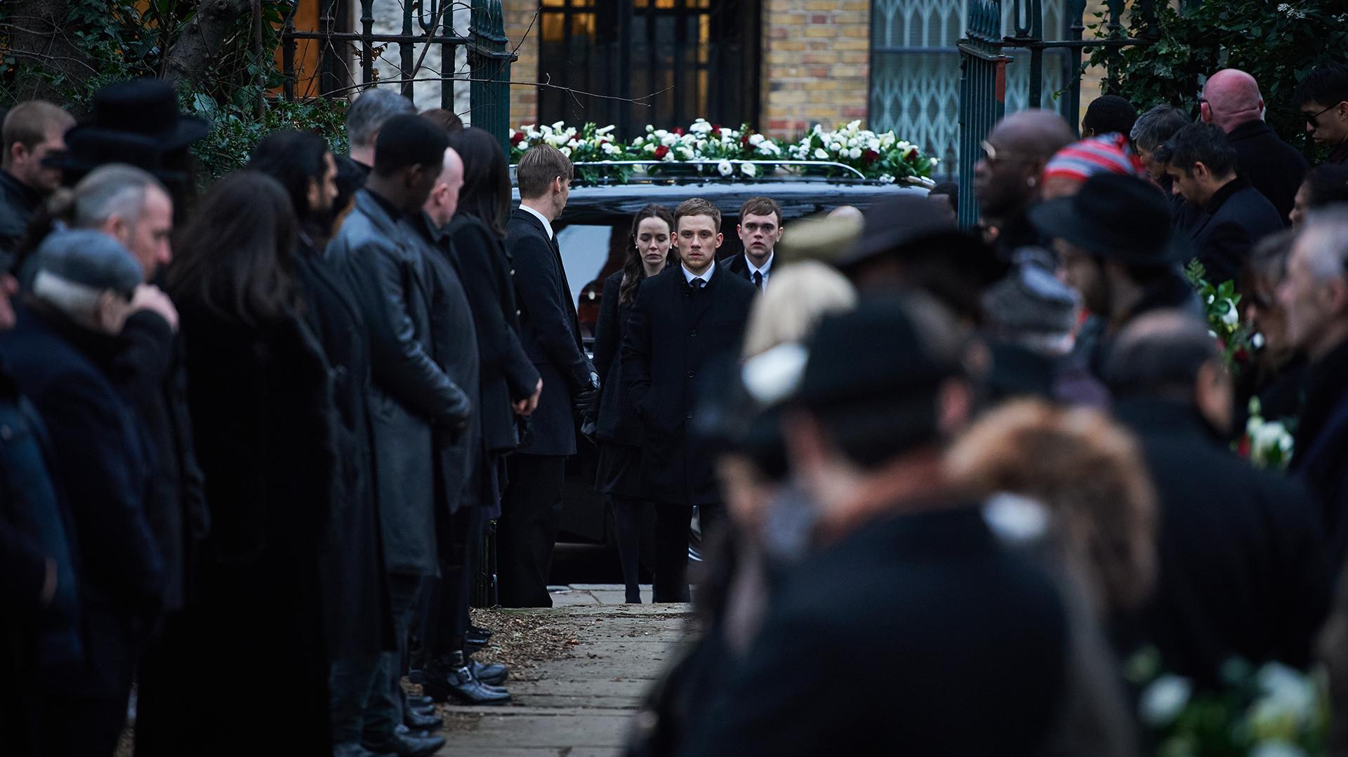 Gangs Funeral Scene 2019