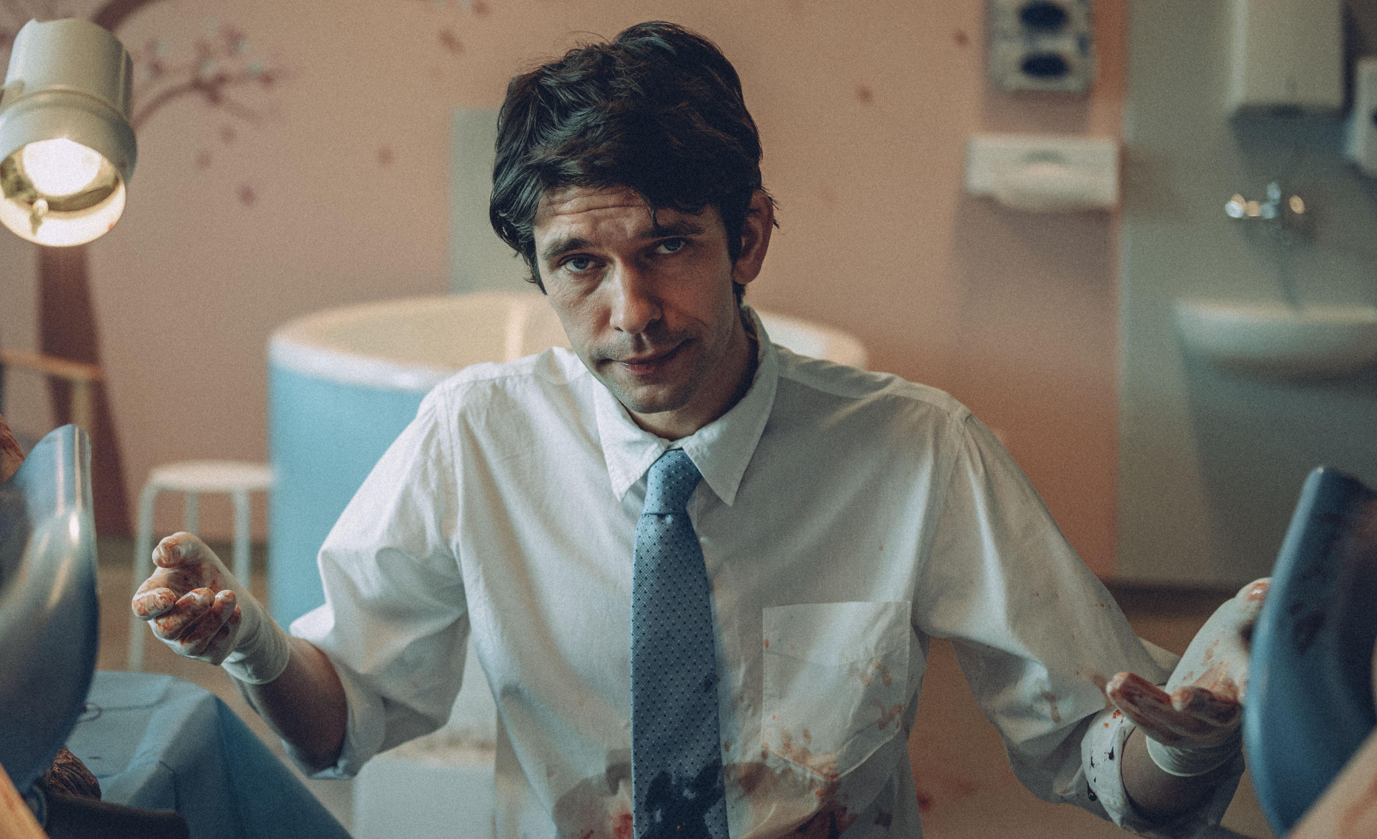 Ben Whishaw as Adam Kay